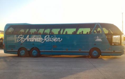 Проезд в Санкт-Петербург автобусом 2019