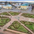 Золотое Кольцо + Москва